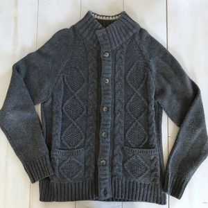 Buffalo men's cardigan